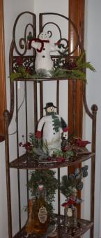snowman-shelf