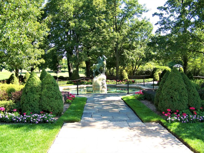Meadow Brook Pegasus Fountaine