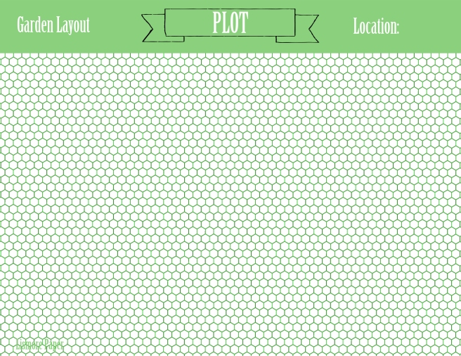 Garden Layout Plot JPEG